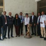 ABIG Ethiopia Investment Group visit to Cardiac Center-Ethiopia  August 1/2019