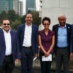 Global Networking of Development Professional (GNP) visit to Cardiac Center-Ethiopia August 2, 2019